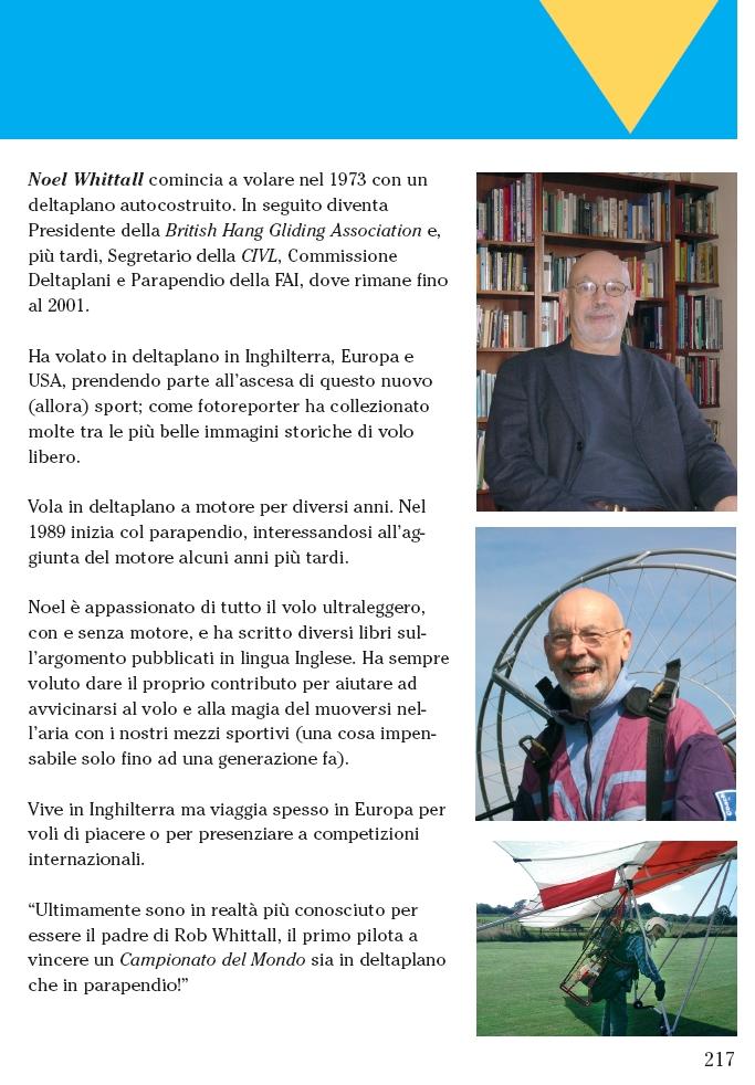 Noel Whittall Manuale di Volo Paramotore Paracarrello