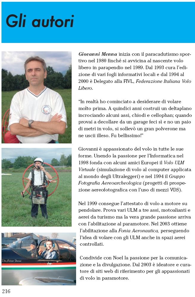 Giovanni Menna Manuale di Volo Paramotore Paracarrello